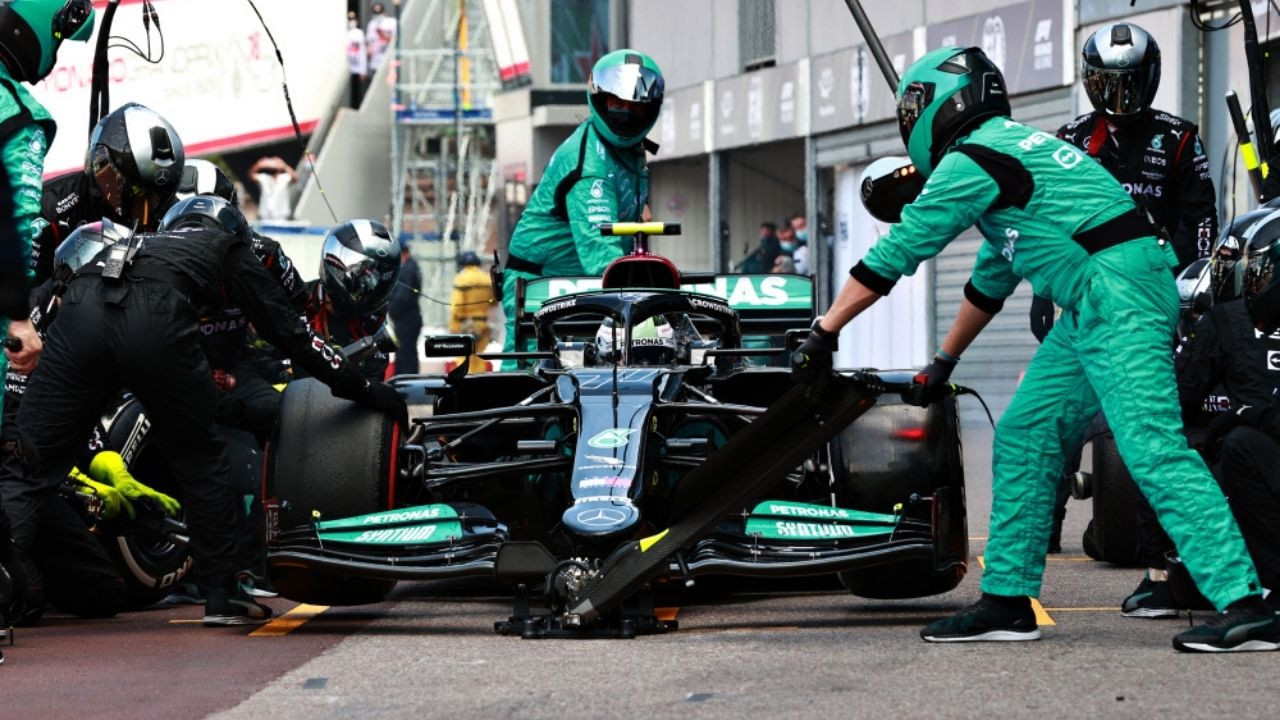 """""""I was surprised""""– Valtteri Bottas shocked with Mercedes blaming him for failed pitstop"""