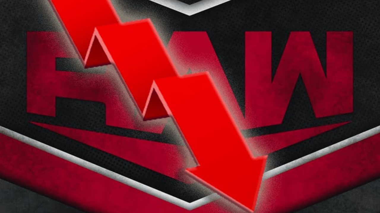 WWE RAW draws lowest viewership in the history of the show this week