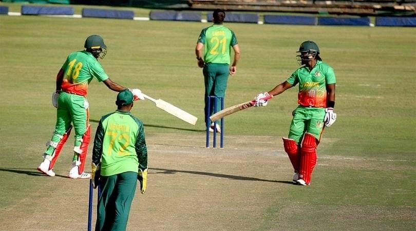 ZIM-A vs SA-A Fantasy Prediction: Zimbabwe A vs South Africa A – 4 June 2021 (Harare). Reeza Hendricks, Janneman Malan, Ryan Rickelton, and Dion Myers are the best fantasy picks of this game.