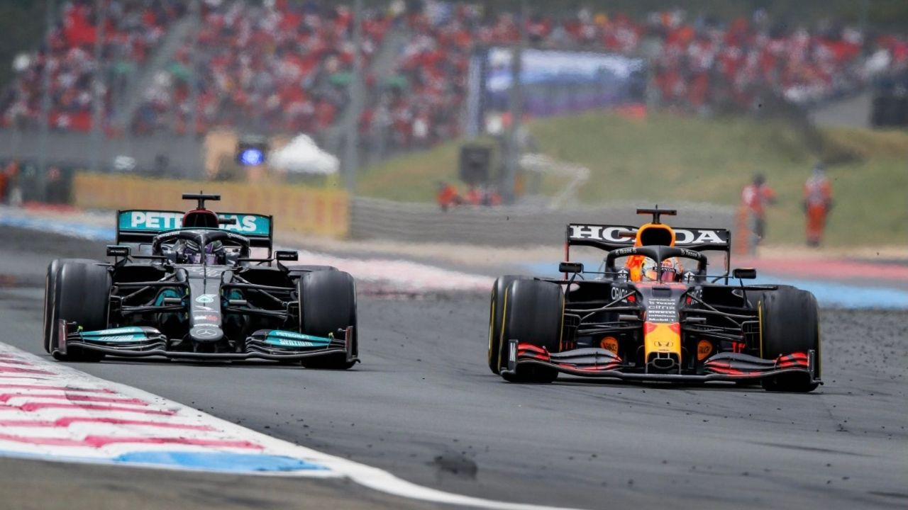 """""""I've been giving it absolutely everything""""– Lewis Hamilton affirms Red Bull superiority in Austria"""