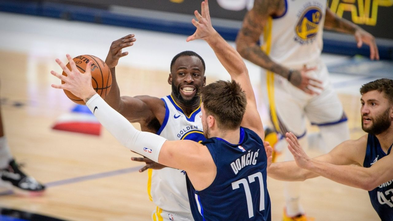 'No one can speed Luka Doncic up': Warriors' Draymond Green explains what it feels like to guard Luka Doncic after insane 42 point performance vs Clippers