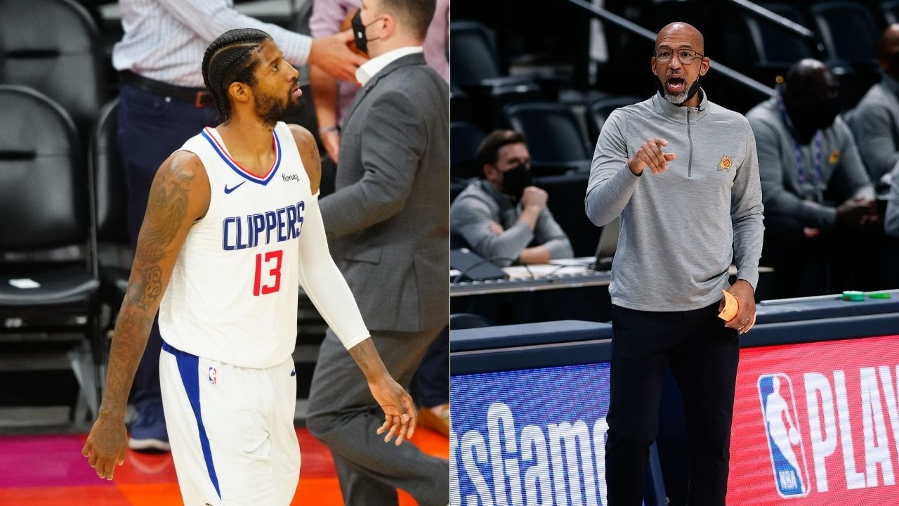 """""""That's the real Playoff P"""": Kendrick Perkins unkindly attaches blame on Paul George for Clippers blowing Game 2 lead"""