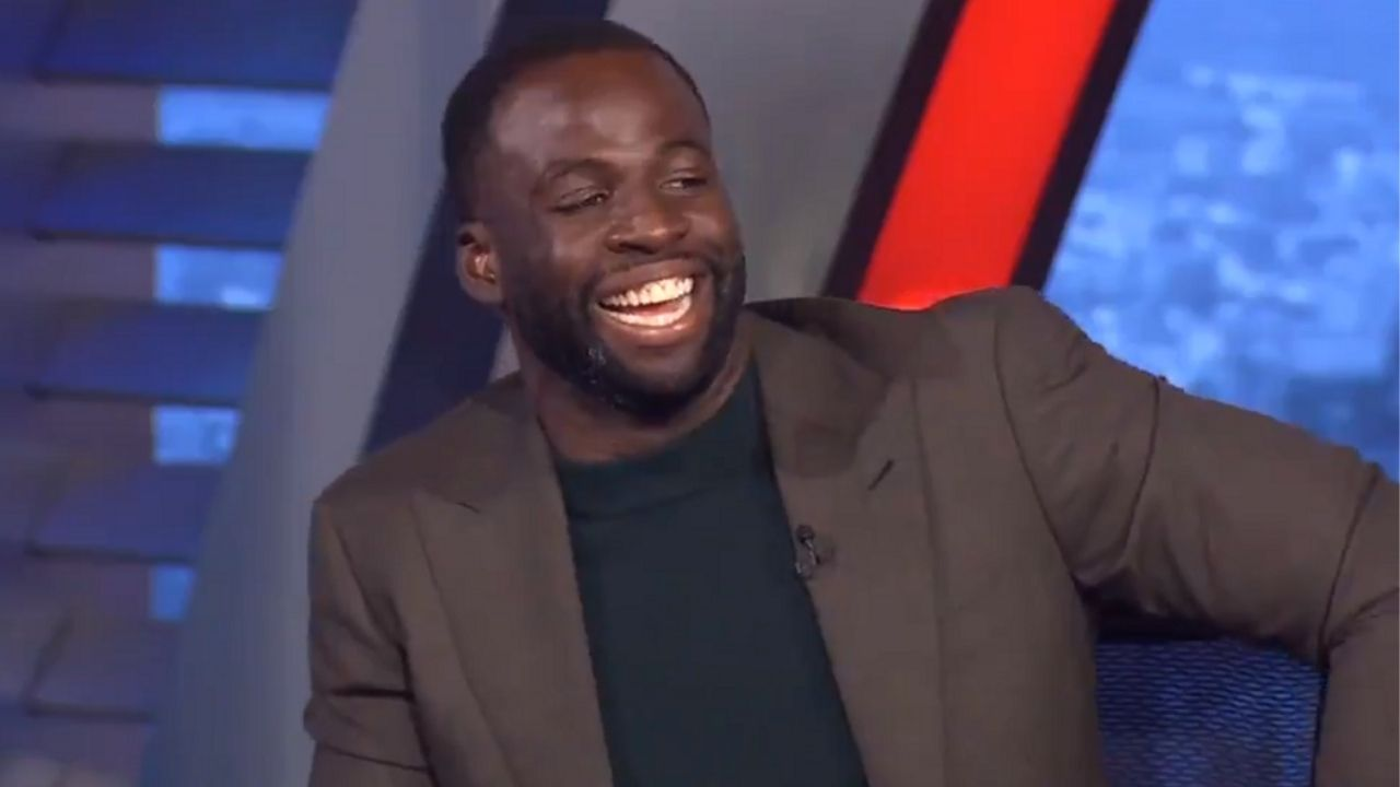 """""""Kevin Durant and Manu Ginobili"""": Warriors' forward Draymond Green names the toughest players he ever had to guard in his career"""