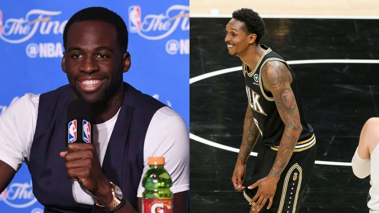 """""""LOU WILL can win you a game!"""": Draymond Green showers praise on the Hawks' veteran as Atlanta takes Game 4 and ties the series"""