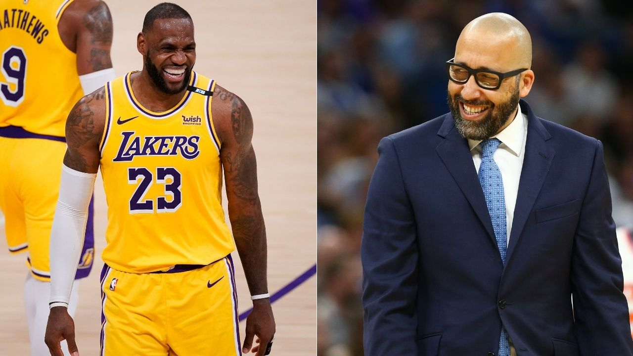 """""""LeBron James asked me to be with him on a Samsung commercial"""": How David Fizdale forged an amazing relationship with the Lakers superstar in their days together at Miami"""