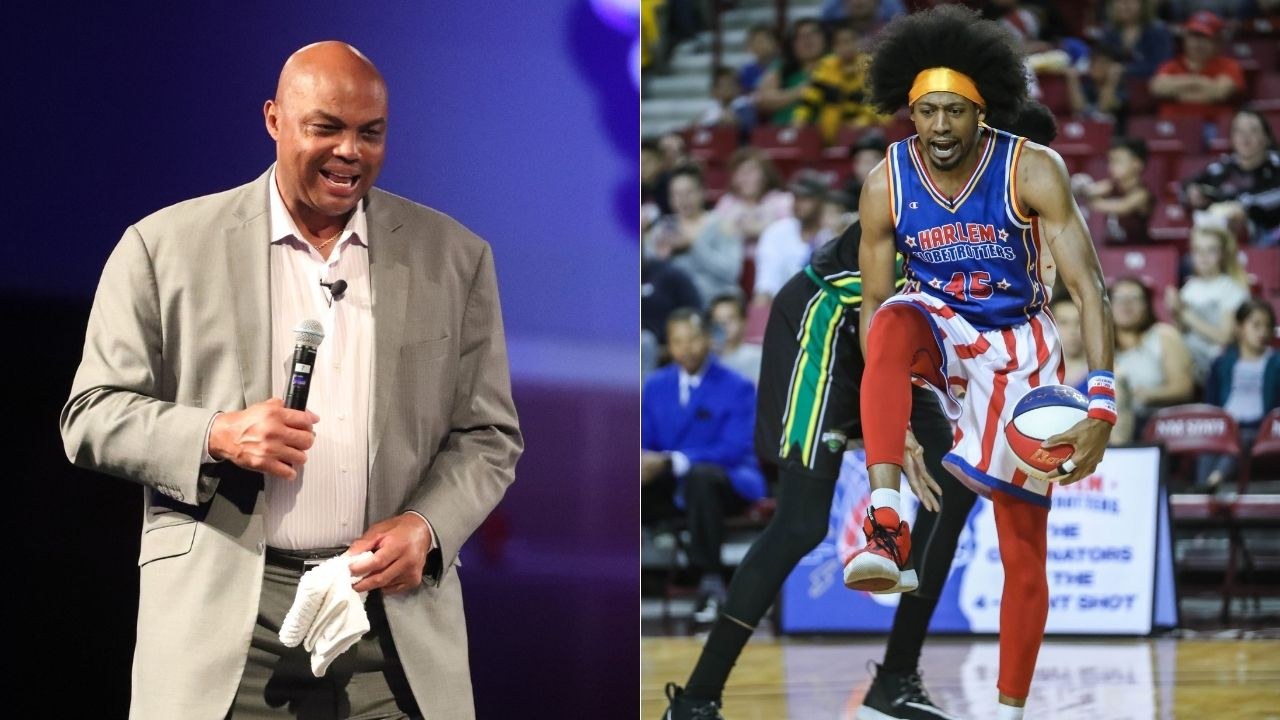 """""""Chuck hit his guarantee button and the Harlem Globetrotters came out"""": Inside the NBA crew got a pleasant surprise after Charles Barkley guaranteed a Bucks win in Game 4 vs Hawks"""
