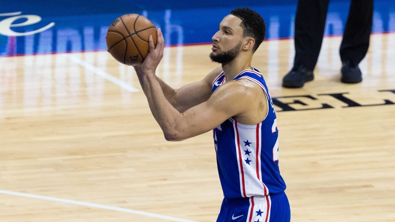 """""""Ben Simmons has missed more than twice as many free throws as the Brooklyn Nets"""": Incredible stat that demonstrates Sixers star's free throw shooting woes vs Hawks and Wizards"""