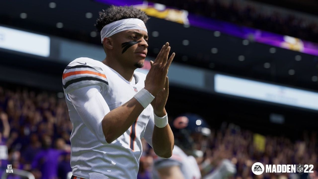 Madden 22 Rookie Ratings: Justin Fields, Mac Jones, Trey Lance, and Zach Wilson Predict Their Madden NFL 22 Ratings