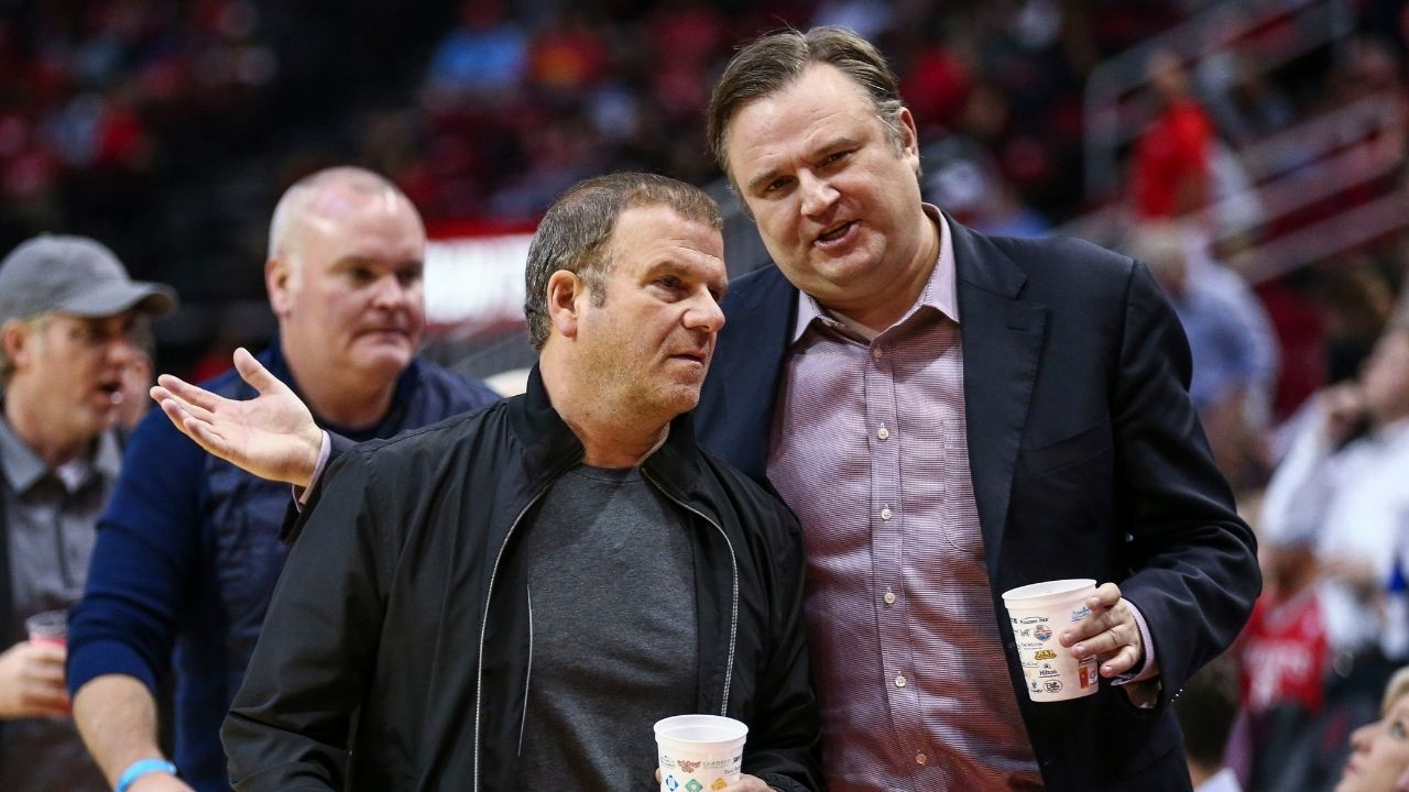 Daryl Morey fined for tampering with Stephen Curry: Sixers President shares cheeky Twitter post praising Warriors star, pays $75k in fines