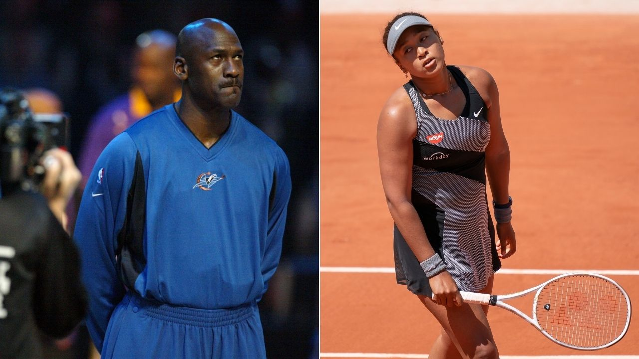 """""""Michael Jordan was scrutinized on a whole new level"""": NBA analyst and former MJ teammate discusses Naomi Osaka withdrawal, compares it to stresses faced by the GOAT"""