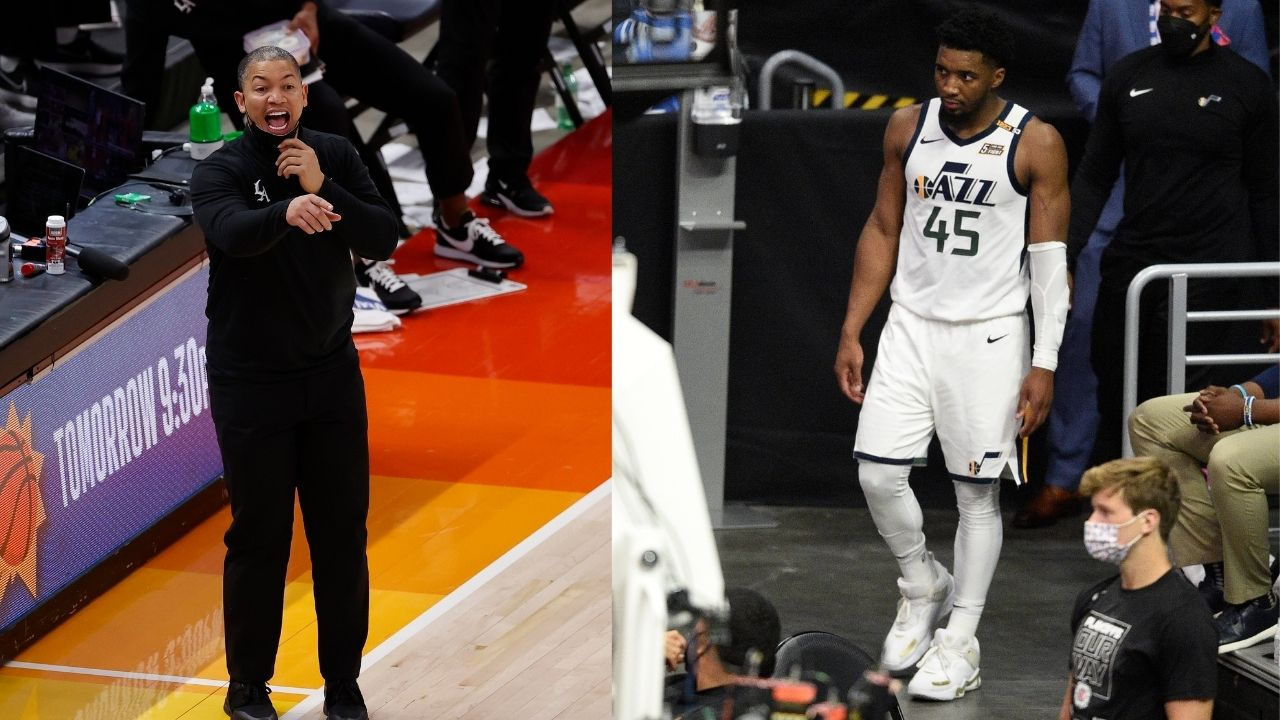 Is Donovan Mitchell better than Luka Doncic? Clippers' Head Coach Tyronn Lue makes a case for Spida as the better player between the two