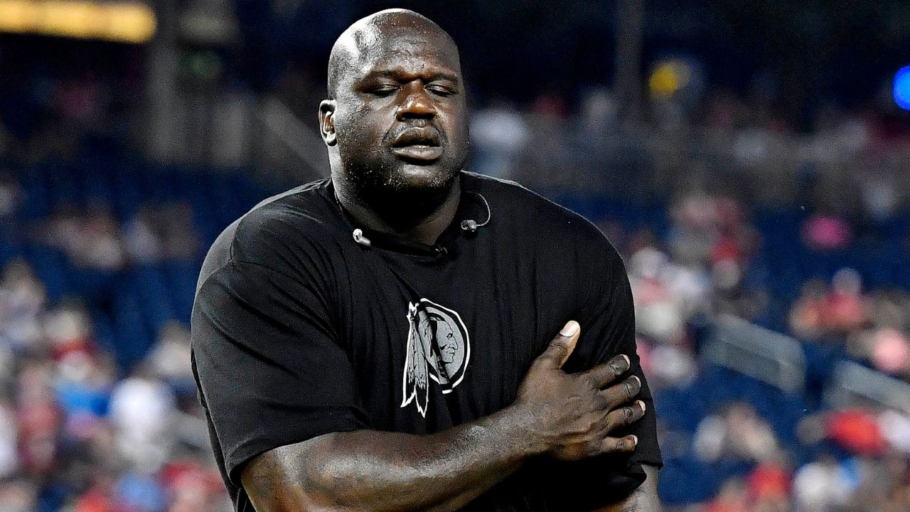 """""""You can't say things like you used to could say"""": Lakers' legend Shaquille O'Neal talks about cancel culture, and how it terrifies him"""