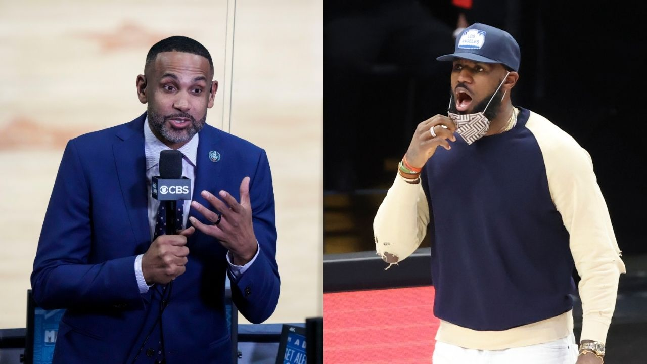 """""""Grant Hill was LeBron James before LeBron"""": Marcus Smart sings the former Pistons legend's praise by comparing him to the Lakers MVP"""