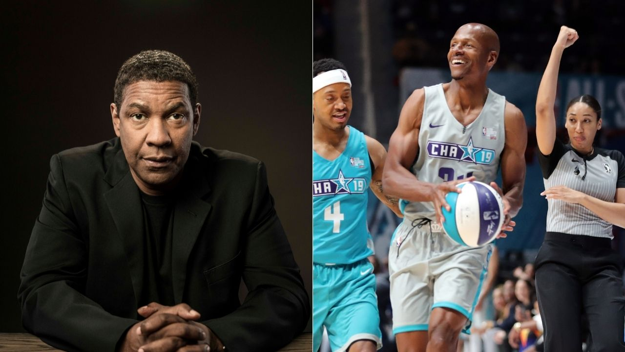 """""""Spike Lee invited me to audition for 'He Got Game' at Madison Square Garden"""": Ray Allen recollects how he featured in a movie with Denzel Washington"""