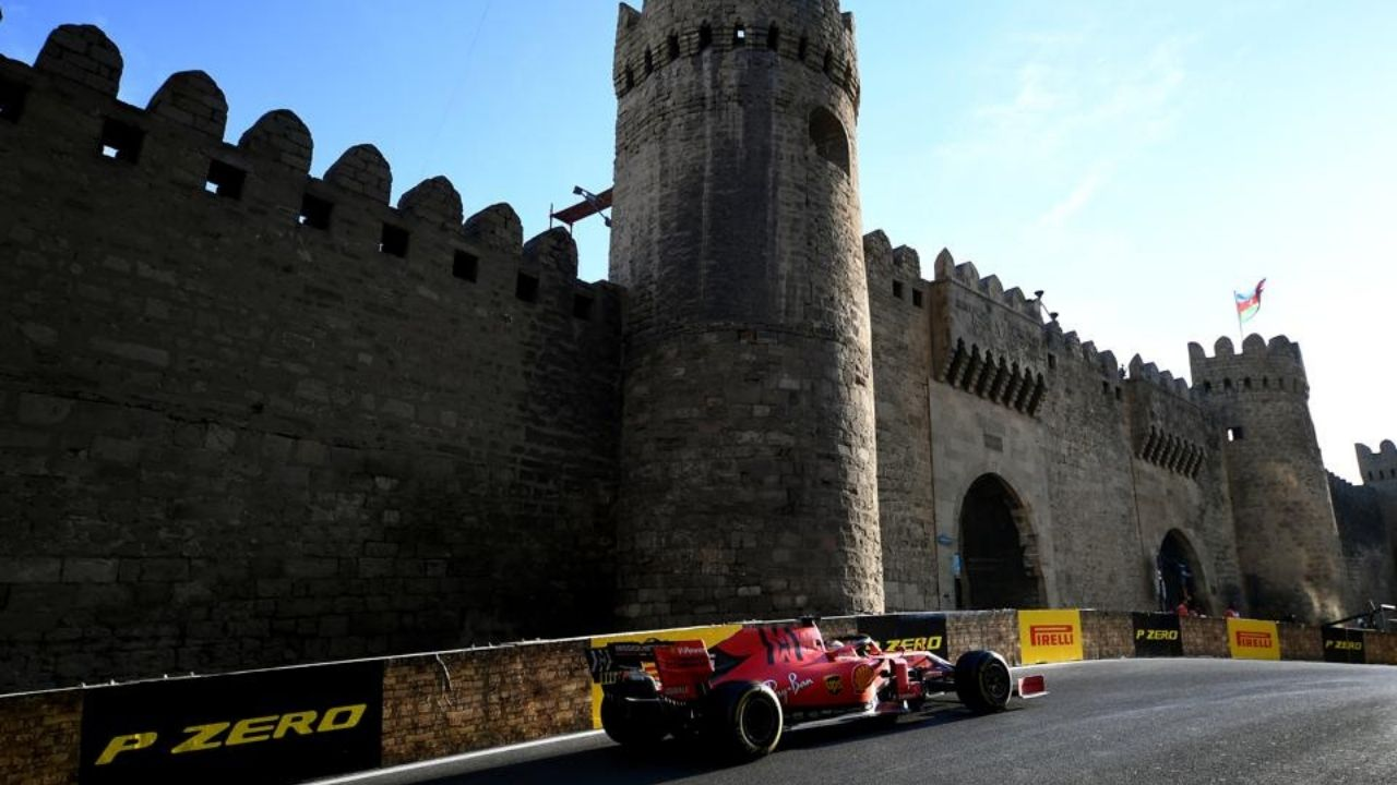 F1 Azerbaijan GP Practice Session Live Stream and F1 Schedule: When and where to watch Practice Session 1 and 2 in Baku?