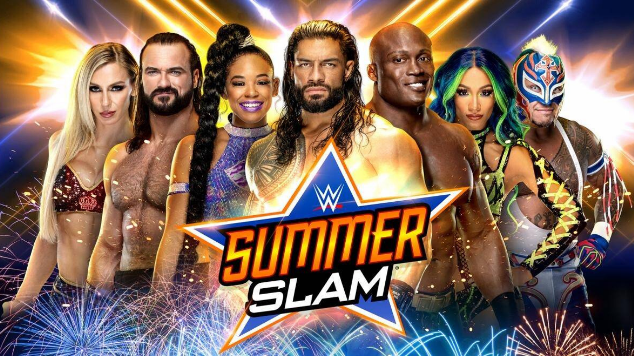 WWE want to make SummerSlam this year's Wrestlemania