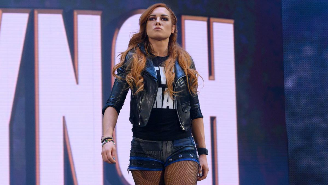 Real reason why Becky Lynch did not return at Wrestlemania 37