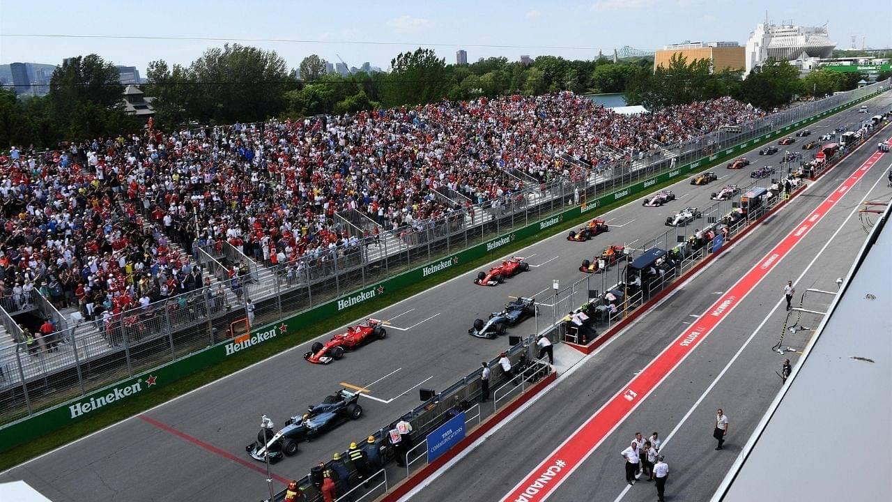 F1 2021 Schedule: Will Canadian GP happen? Google's erroneous calendar
