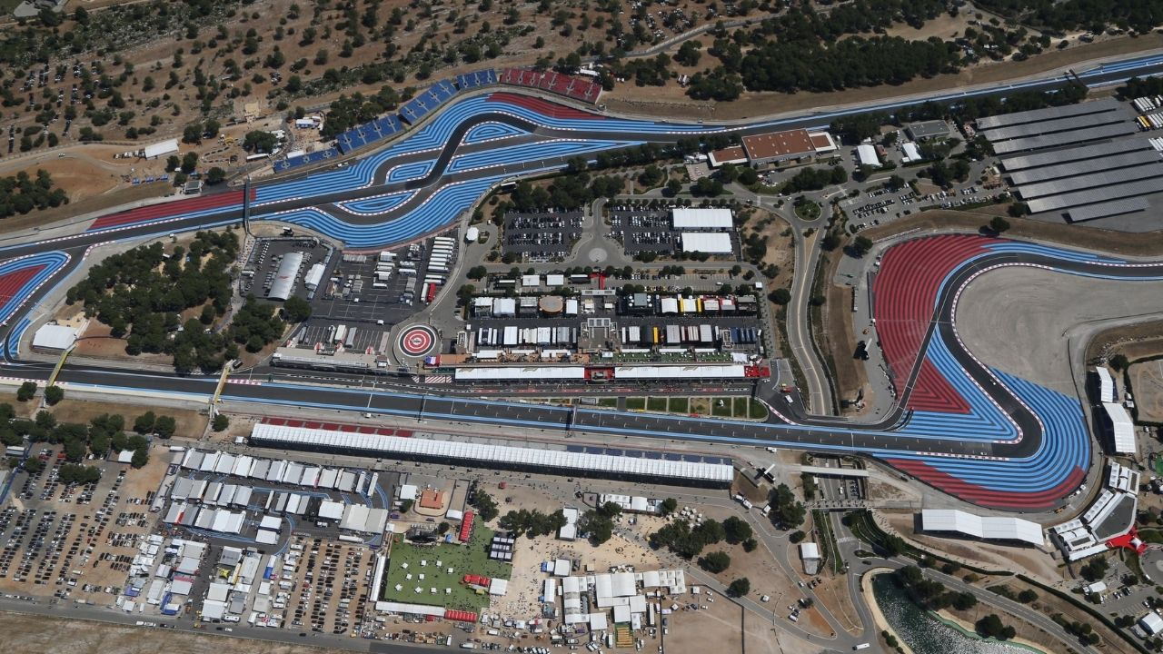 Who was Paul Ricard? Why is the French Grand Prix circuit named after him?