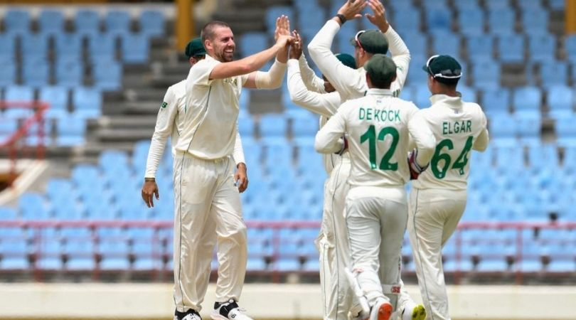 WI vs SA Fantasy Prediction: West Indies vs South Africa 2nd Test – 18 June (St. Lucia). Jason Holder, Kagiso Rabada, Anrich Nortje, and Aiden Markram are the best fantasy picks for this game.