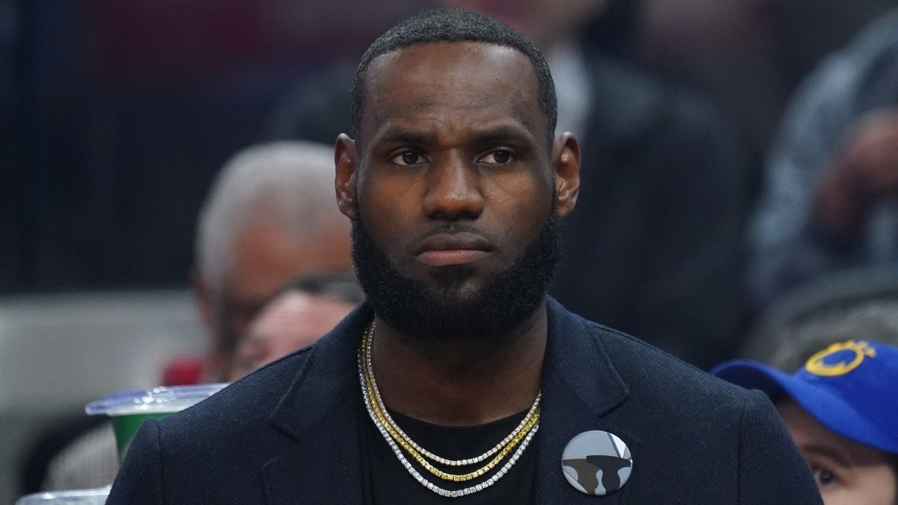 """""""LeBron James will retire as a Laker"""": Stephen A. Smith is confident the Lakers superstar will end his career at the Staples Center"""