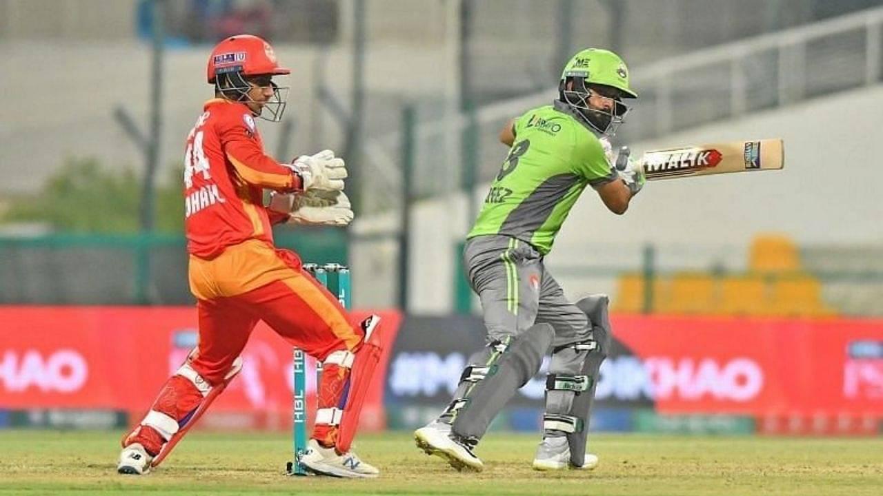 IU vs LQ Head to Head Records in PSL | Islamabad United vs Lahore Qalandars Stats | PSL 2021 Match 20