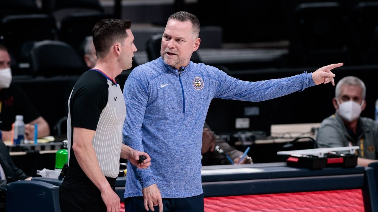 """""""The last thing I want to see is the Phoenix Suns pushing a broom across our court"""": Nuggets' Head Coach Mike Malone wants to avoid a sweep at all costs in Game 4"""