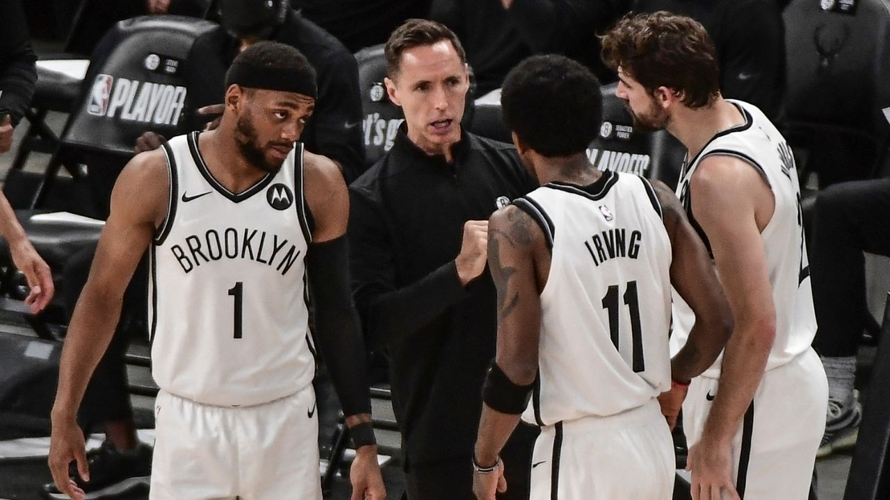 """""""Bruce Brown, how do you not pass back to Kyrie Irving or Kevin Durant?!"""": Stephen A Smith and NBA Twitter react to the final seconds of the Nets-Bucks Game"""