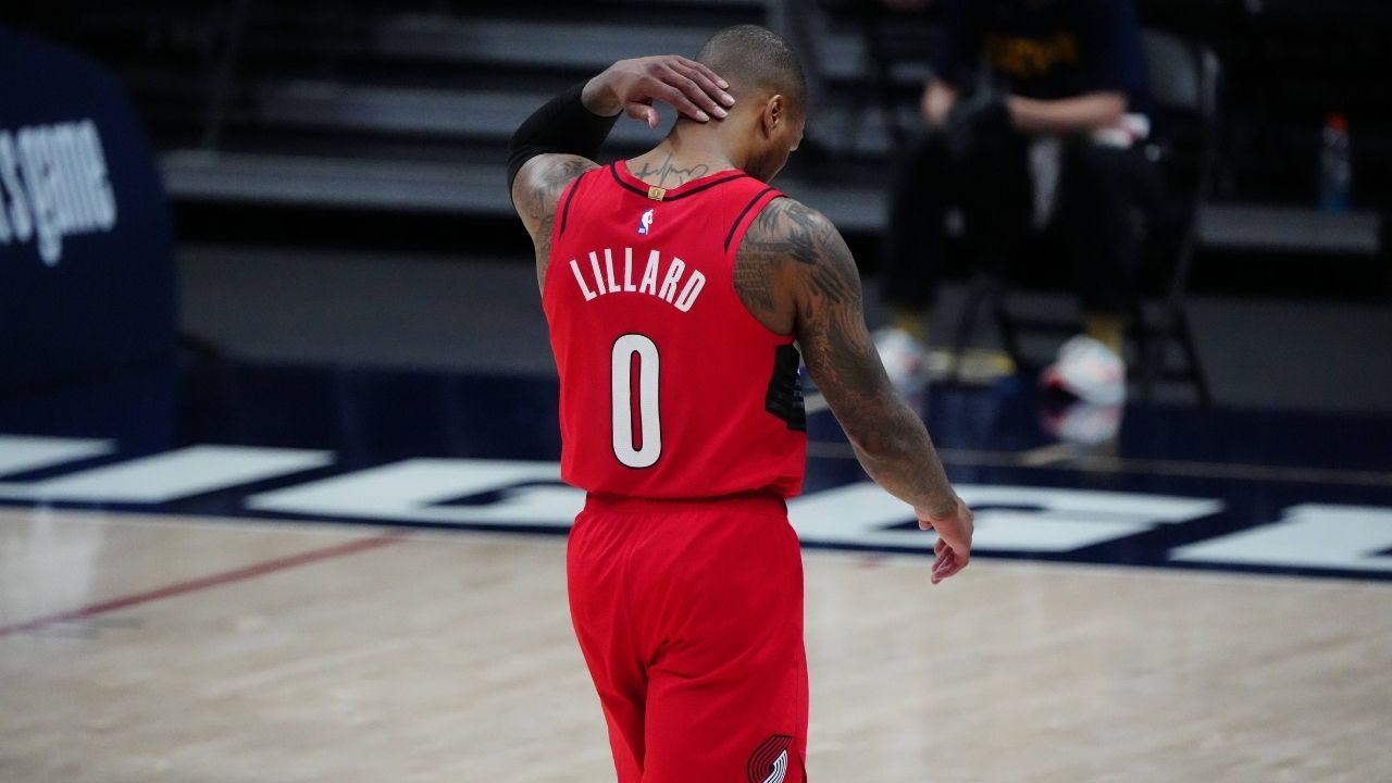 """""""Is Damian Lillard paving his way to LA and LeBron James?"""": Questions arise about the Blazers' superstar's future as sources share inside information regarding an impending trade request"""