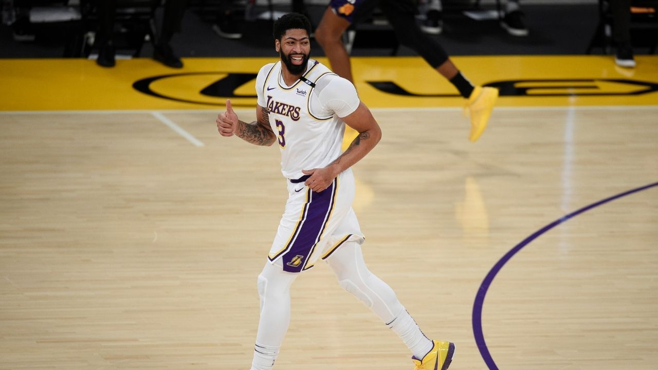 """""""Anthony Davis is probably even more gifted than Kyrie Irving"""": When LeBron James gave his Lakers co-star the edge while comparing him to his former teammate"""