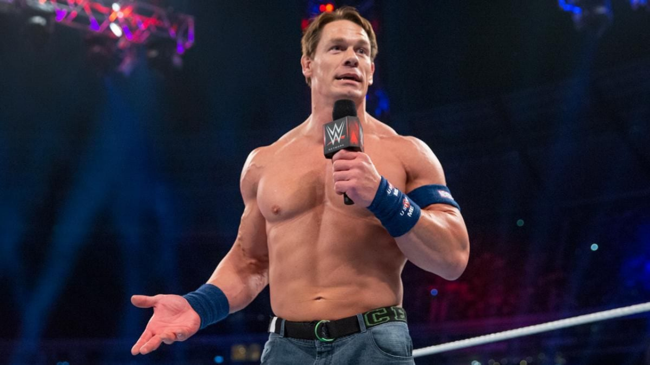 John Cena comments on WWE return at SummerSlam