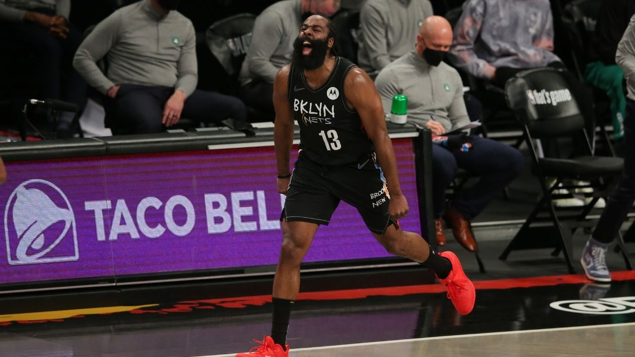 Is James Harden playing Game 5 tonight vs Milwaukee Bucks? Brooklyn Nets release hamstring injury update for the 2018 NBA MVP