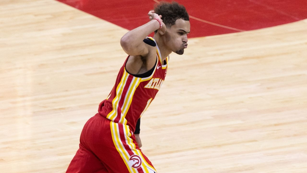 """""""Trae Young looks like an All-NBA player"""": Kendrick Perkins hands rave reviews to Hawks star as they take 3-2 series lead with comeback win vs Sixers"""