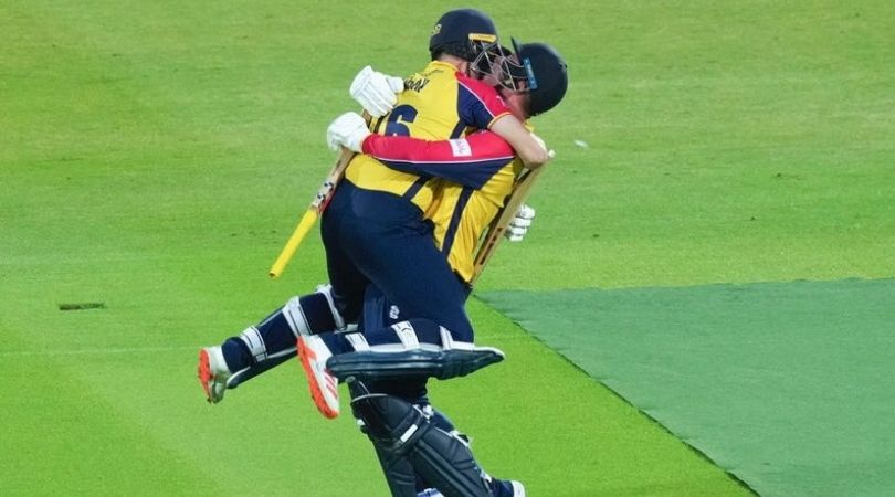 ESS vs KET Fantasy Prediction: Essex vs Kent – 25 June 2021 (Chelmsford). Jack Leaning, Joe Denly, and Jimmy Neesham will be the players to look out for in the Fantasy teams.