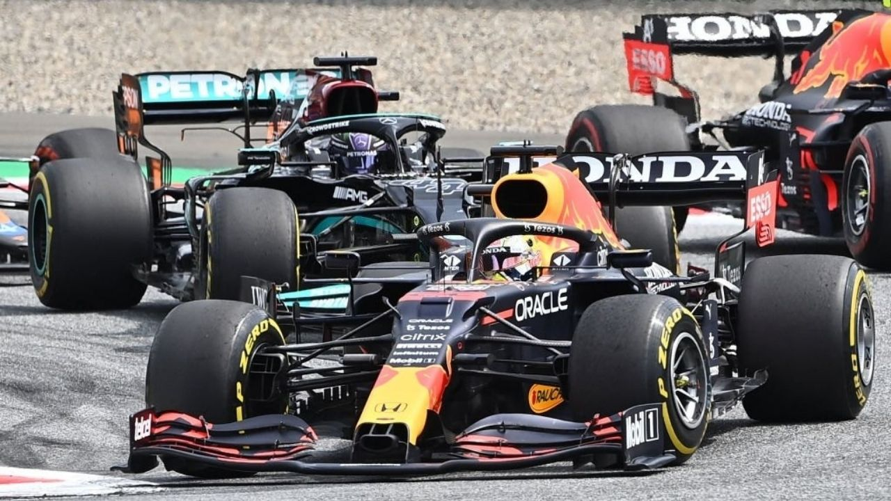 """""""They're just faster""""– Lewis Hamilton had no answer to Max Verstappen's"""