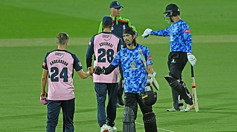 SUS vs KET Fantasy Prediction: Sussex vs Kent – 29 June 2021 (Hove). Phil Salt, Luke Wright, Zak Crawley, and Joe Denly will be the players to look out for in the Fantasy teams.