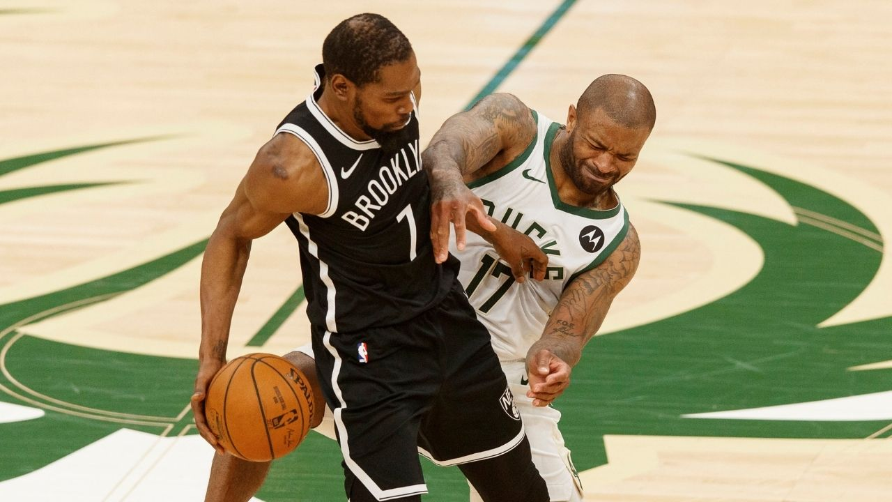 """""""Kevin Durant will show us there are levels to greatness"""": NBA analyst challenges Nets superstar to stamp his authority vs Giannis and co"""