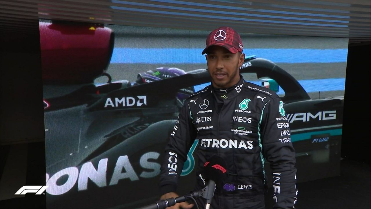 """""""It's been a really, really hard weekend""""– Lewis Hamilton feels dejected after losing quali to Max Verstappen"""