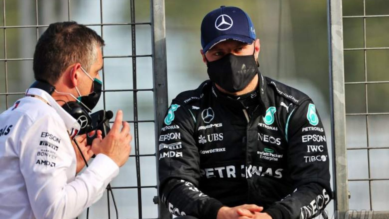 """""""I still have a good few years in me""""– Valtteri Bottas still wants to continue in F1 even if Mercedes fire him"""