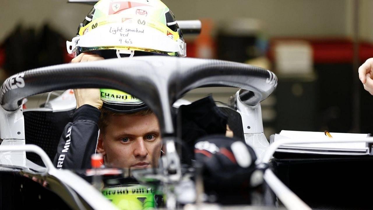 """""""He's a typical Schumacher""""– Former Ferrari driver on Mick Schumacher"""