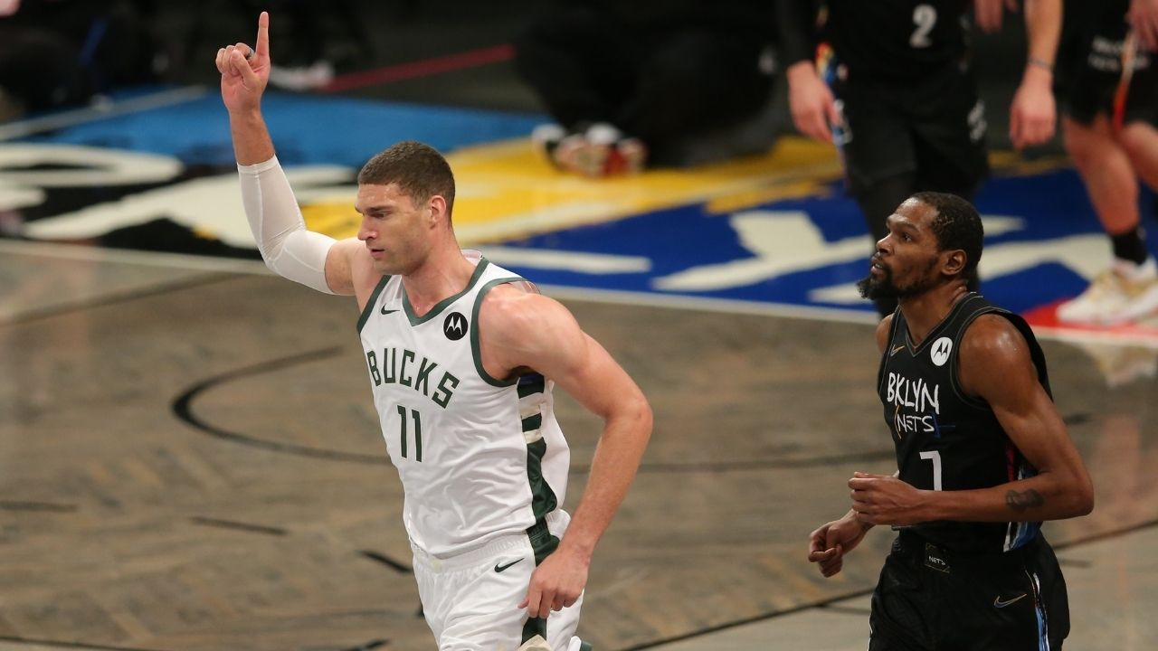 """""""Bandwagon Nets fans won't know Brook Lopez"""": New NBA fans shocked to find out how Bucks center is their franchise's all-time leading scorer"""