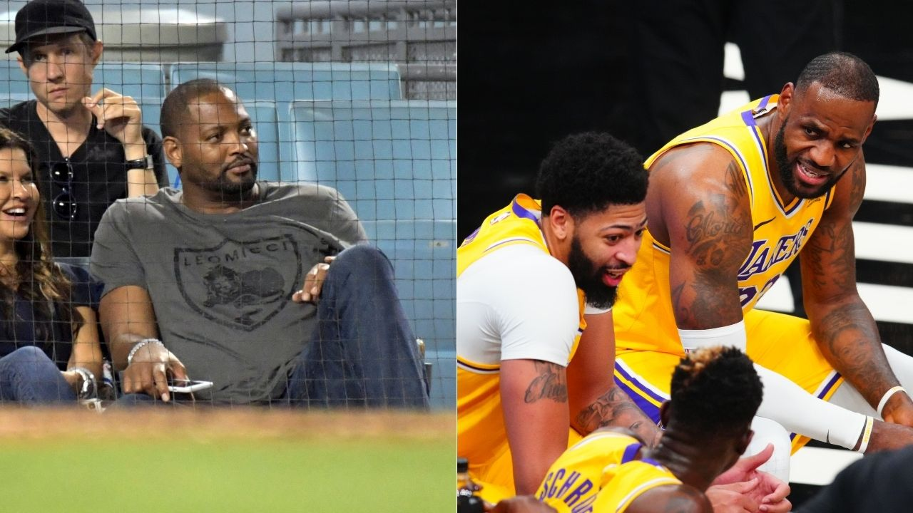 """LeBron James receives support from former Lakers star Robert Horry regarding his tweets: """"People don't realize the beating your body takes playing a season"""""""