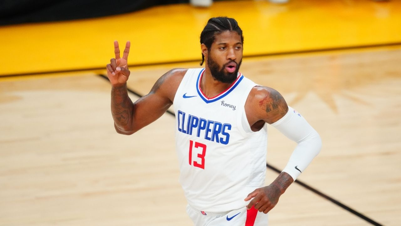 """""""Playoff P joins Michael Jordan, Kobe Bryant and Kevin Durant"""": Paul George achieves rare postseason feat as the Clippers beat the Suns to force a Game 6"""