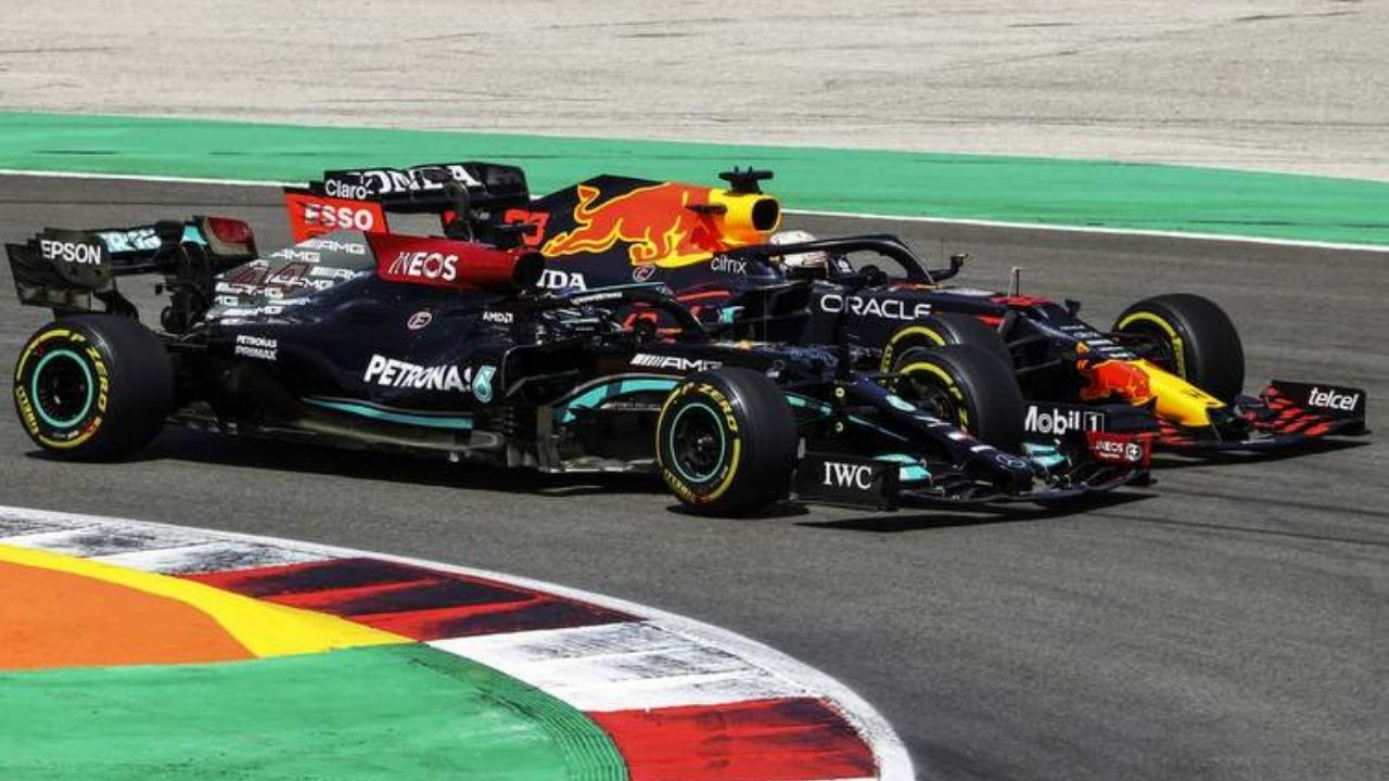 """""""We could see something similar to this weekend""""– Lewis Hamilton touts Red Bull favouite for Austria double-header"""