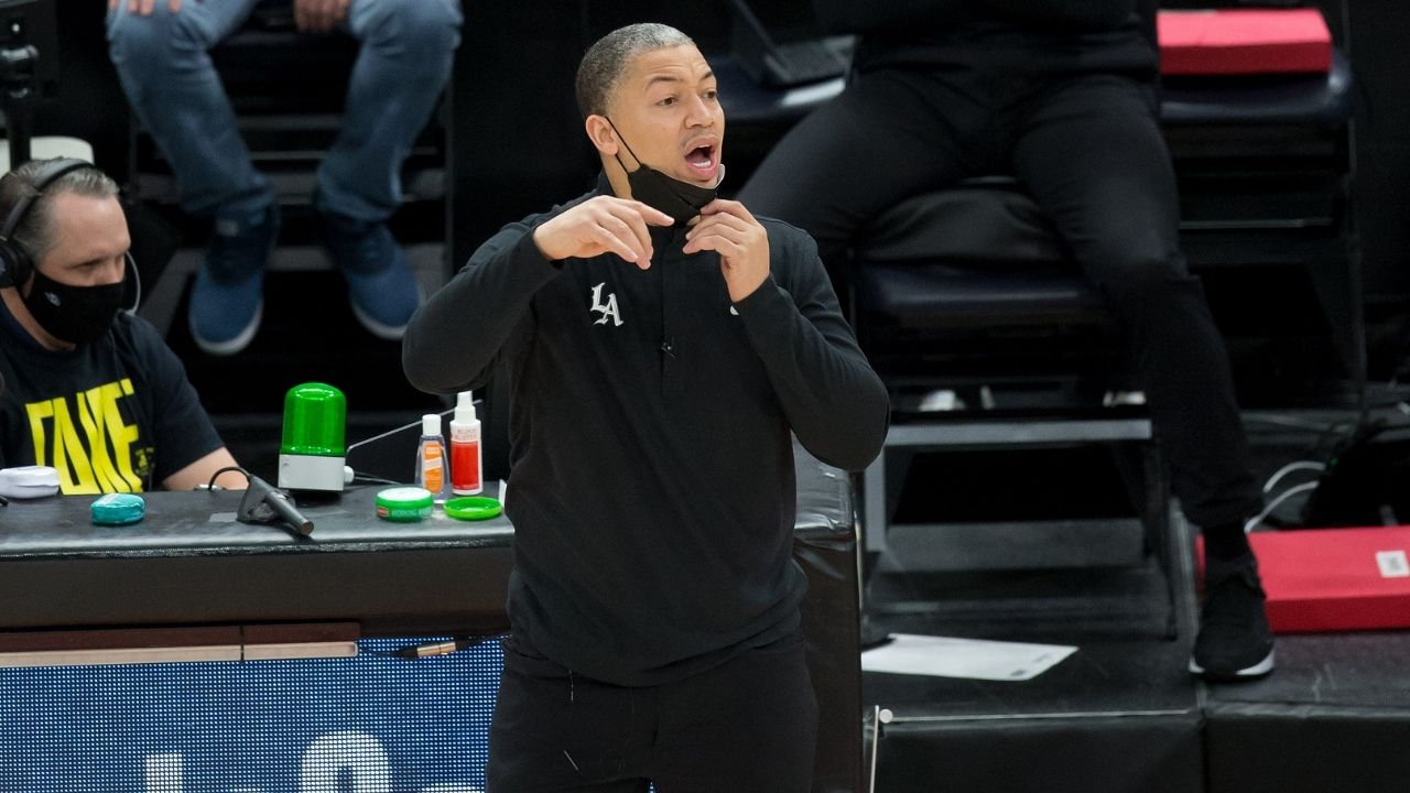"""""""Ty Lue has had some of the greatest comebacks in his coaching career"""": Skip Bayless heaps praises on Clippers head coach Ty Lue after Game 5 win"""