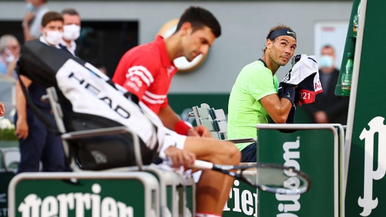 """""""Best match I've seen in a while""""– Carlos Sainz in awe of Rafael Nadal Vs Nova Djokovic"""