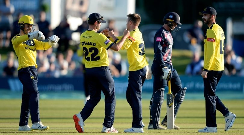 SUS vs HAM Fantasy Prediction: Sussex vs Hampshire – 12 June 2021 (Taunton). George Garton, James Vince, and D'arcy Short will be the players to look out for in the Fantasy teams.
