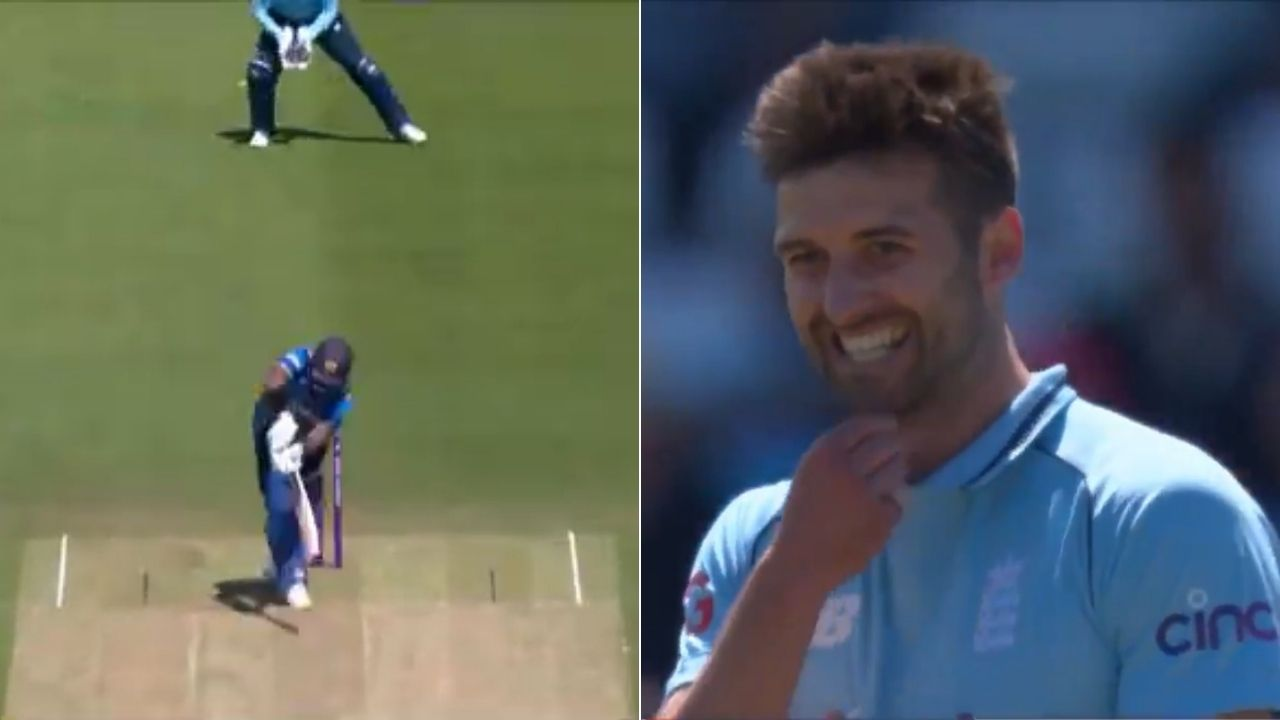 Jaffa meaning in cricket: Kusal Perera barely survives against Mark Wood's jaffa in Chester-le-Street ODI