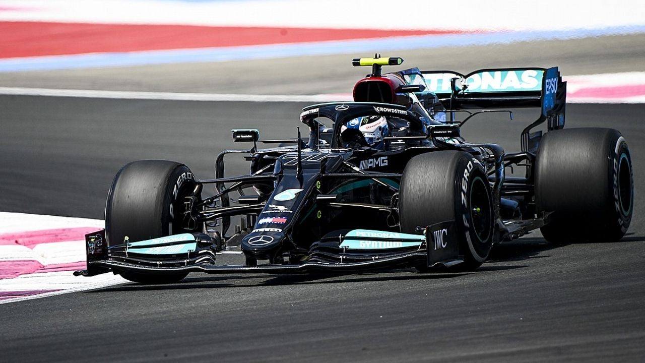 """""""He has Lewis' chassis""""– Nico Rosberg answers how Valtteri Bottas is suddenly so fast in France"""