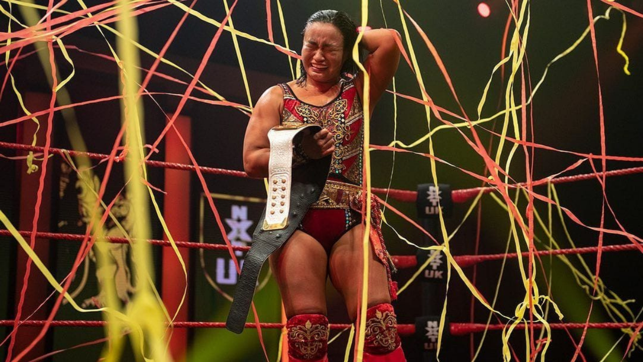WWE NXT UK Crowns New Women's Champion In Meiko Satomura 1